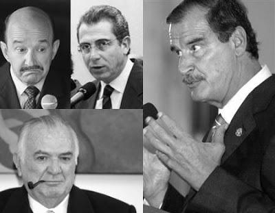 Denuncia penal en contra de Miguel de la Madrid, Carlos Salinas y Ernesto Zedillo