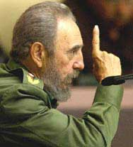 Condolencias por Fidel