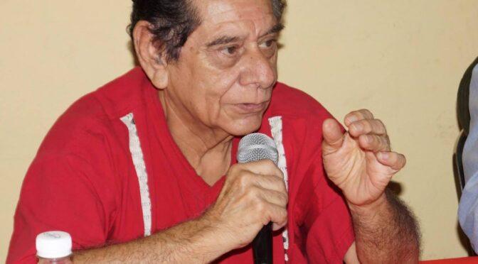 Proponen nombrar Alfredo Rustrián Azamar a nuevo hospital en Tláhuac
