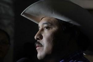 Reprobamos el ataque al compañero Mario Luna Romero, secretario de la Tribu Yaqui